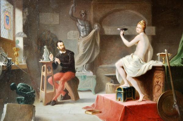 Les ateliers de peintre 9969dc35